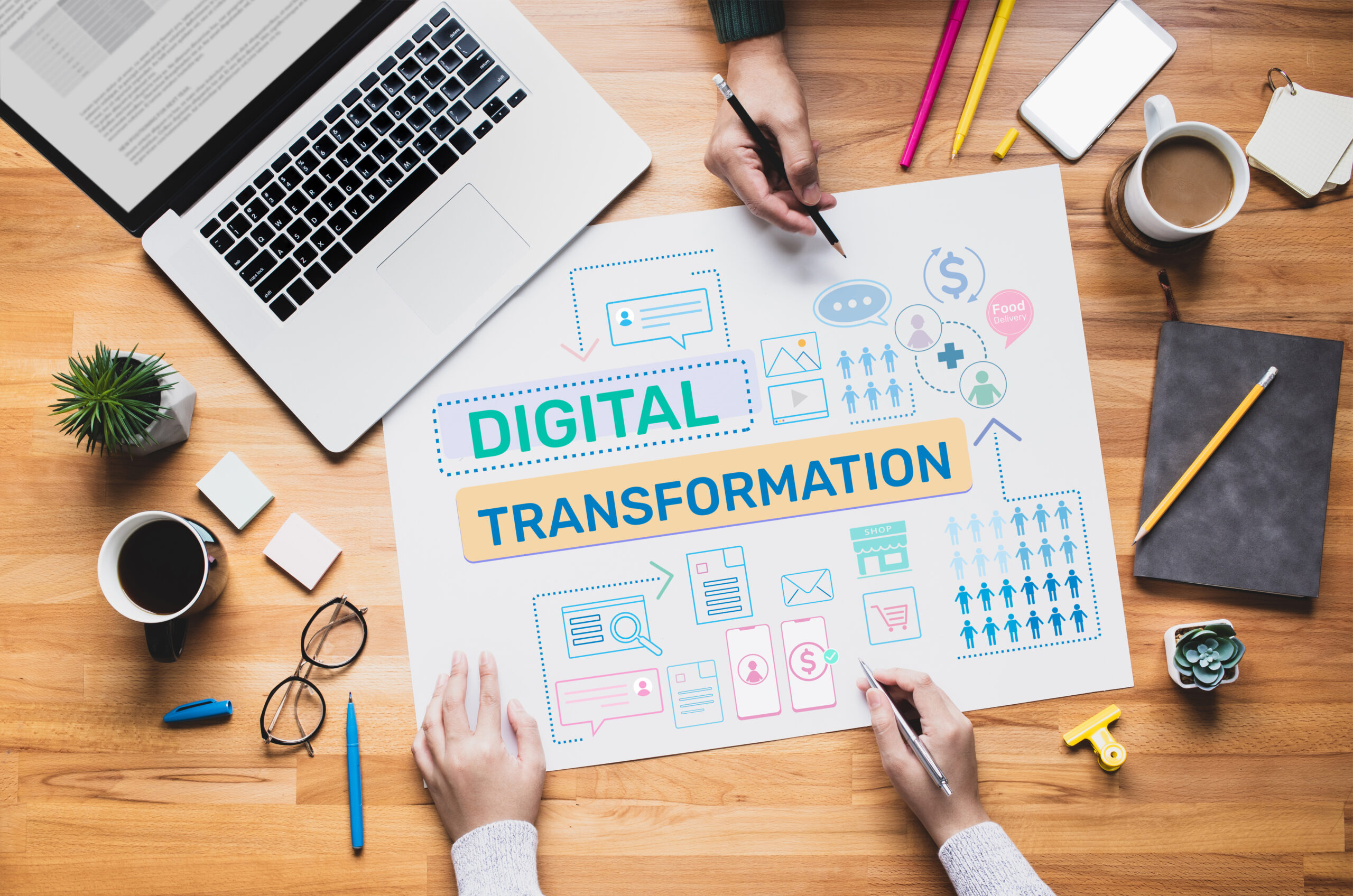 How Digital Transformation Can Help In The Labour Crisis